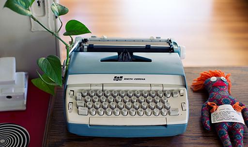 typewriter, typewriter supplies,